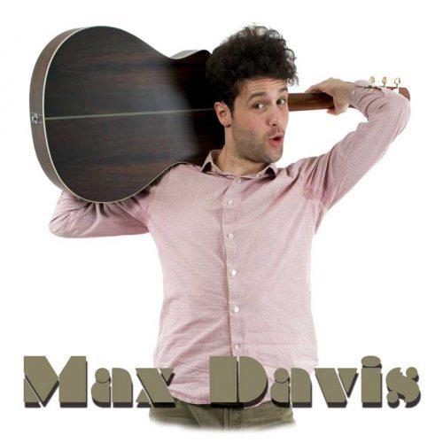 Max Davis Guitar Over head