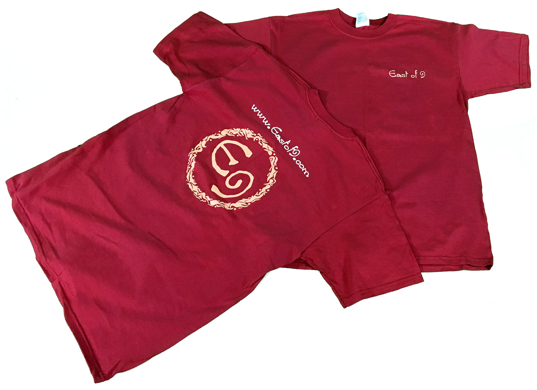 E9 T-Shirt (overlay)