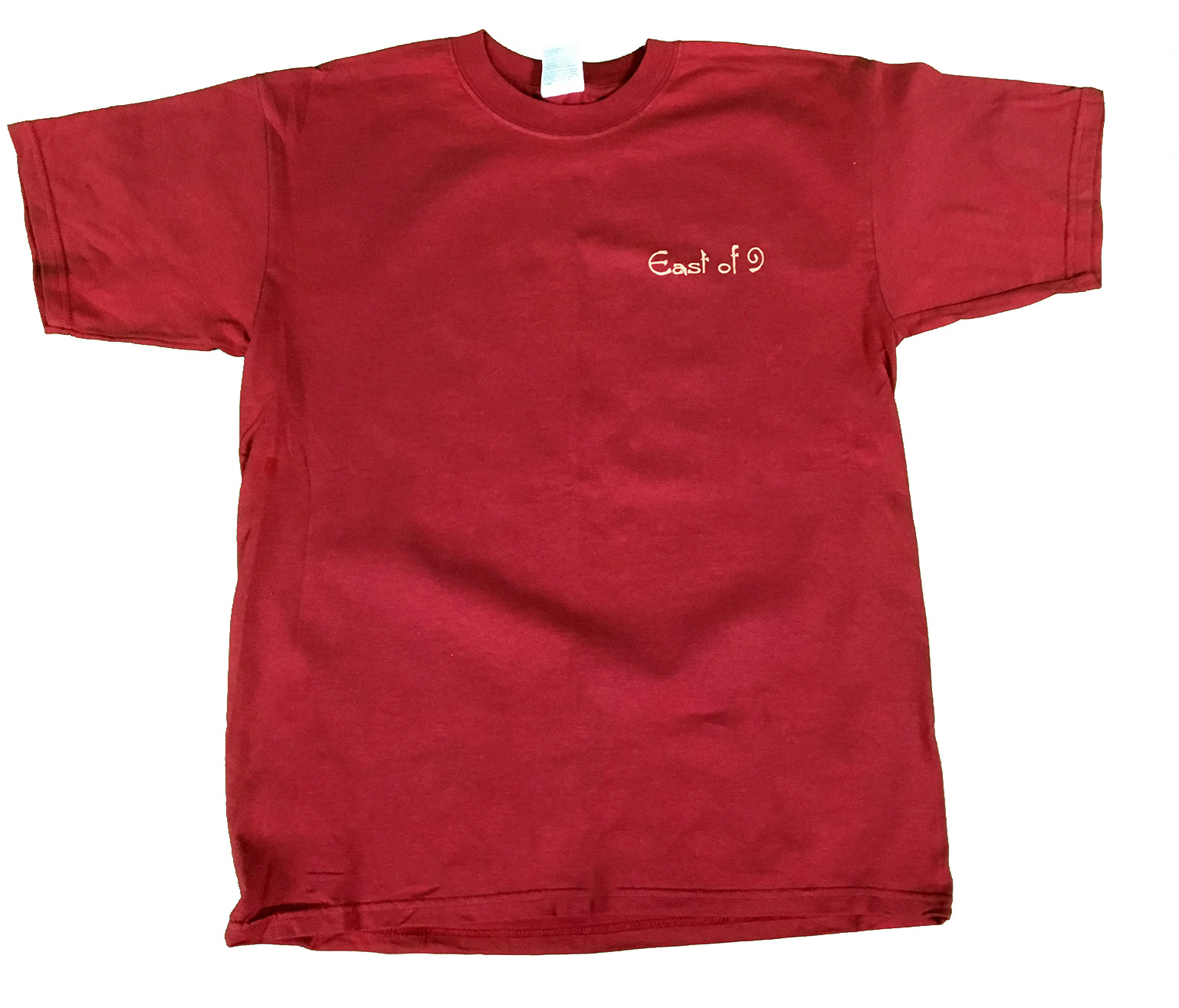 E9 T-Shirt (front)
